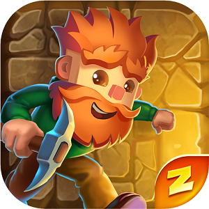 Dig Out Gold Digger for PC Windows Mac Game Download