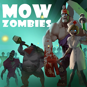 Mow Zombies for PC Windows Mac Game Download